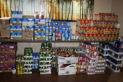 DLO employees donate more than 300 Thanksgiving meals to Oklahoma Department of Human Services