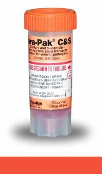Supply #F02 - Para-Pak C&S, Orange